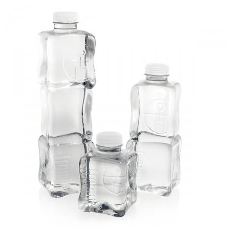 Voda z doby ľadovej - fľaše
